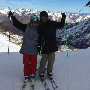 to på snowcamp