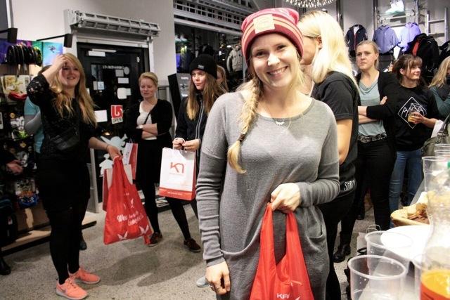 Vinder af Instagram-konkurrencen: Cirkeline Holm-Nielsen